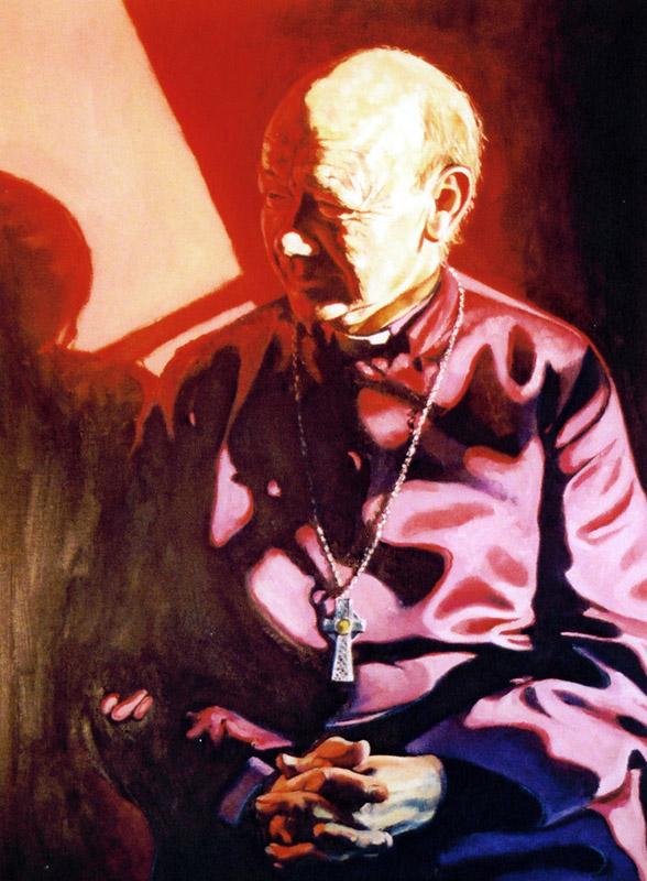 Rt Rev Ian Cundy